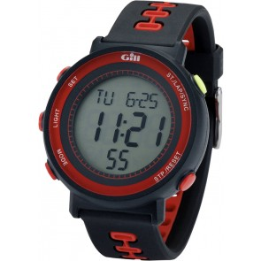 Gill Race Watch Black