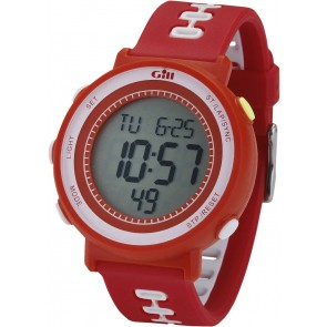 Gill Race Watch Red