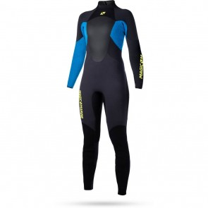 Magic Marine Ultimate Fullsuit 5/3mm Bzip Women